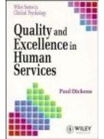 二手書博民逛書店 《Quality and excellence in human services》 R2Y ISBN:0471940542│PaulDickens