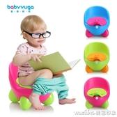 加大號兒童坐便器女寶寶座便器嬰兒小孩小馬桶 嬰幼兒男便盆尿盆QM 美芭