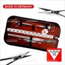 德國製造◎三角牌專業指甲剪刀組-四件套[45163]美甲師修磨甲剪刀套組