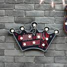 【出清$39元起】皇冠造型LED掛飾-生活工場
