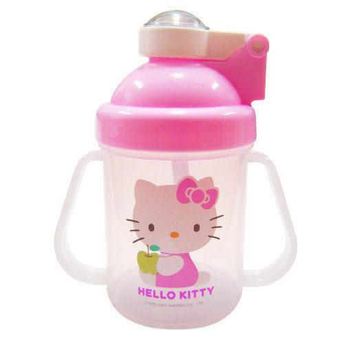 【奇買親子購物網】凱蒂貓彈跳練習杯