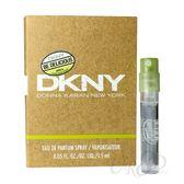DKNY Be Delicious 青蘋果女性淡香精 1.5ML噴式針管【UR8D】