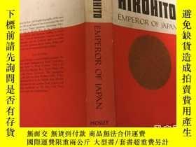 二手書博民逛書店Hirohito,罕見Emperor of Japan日本裕仁天