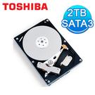 硬碟 Toshiba 東芝 3.5吋 2T B SATA3 內接硬碟 (DT01ACA200)