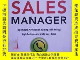 二手書博民逛書店Smart罕見Sales Manager[精明的銷售經理]精裝Y