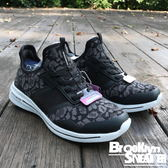 SKECHERS  Burst 2.0  黑圖騰 鬆緊鞋帶 襪套 健走 女 (布魯克林) 2017/10月 12658BKGY