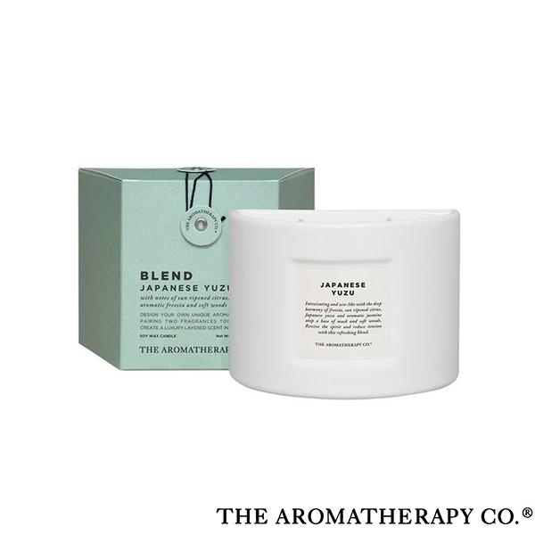 紐西蘭 The Aromatherapy Co Blend系列 日本柚子 280g 香氛蠟燭