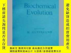 二手書博民逛書店生化進化(英文版罕見Biochemical Evolution)