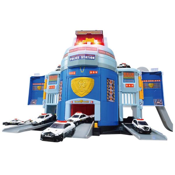TOMICA 緊急出動! 巨無霸警察基地 玩具反斗城