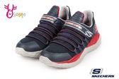 Skechers NITRO SPRINT 男童運動鞋 中大童 超人聯名 慢跑鞋 Q8272#藍色◆OSOME奧森童鞋
