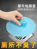 地漏 地漏防臭器下水道蓋硅膠密封塞衛生間廁所防反味地漏芯防蟲神器UL 【618 大促】