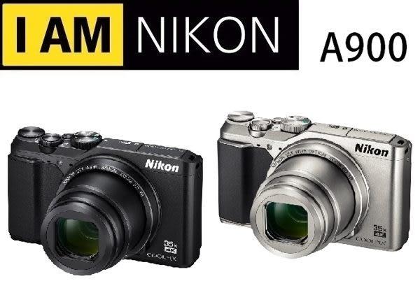 名揚數位 Nikon 尼康 COOLPIX A900 國祥公司貨 新機上市 (ㄧ次付清) 登錄送新光禮卷$300元(6/30)