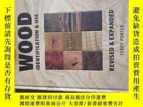 二手書博民逛書店wood罕見identification & use(木材鑑定和