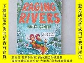 二手書博民逛書店RAGING罕見RIVERS(英文原版)Y11016 Anita Ganeri Scholastic