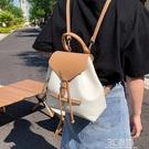 包包女夏季百搭2021新款潮時尚韓版雙肩包小眾書包夏天旅行小背包 3C優購