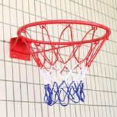 球框 宏登室內成人籃球框標準籃球戶外藍球圈壁掛式投籃架板兒童 5號球   潮先生igo