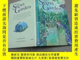 二手書博民逛書店The罕見Secret Garden【精裝】Y19506 Alan Marks Usborne 出版2007