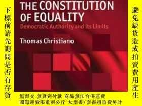 二手書博民逛書店【罕見】The Constitution Of Equality