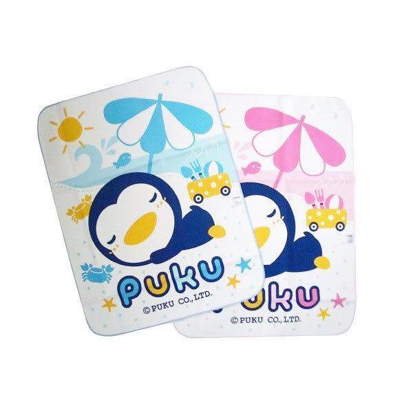 【奇買親子購物網】PUKU 幼兒防濕墊(藍/粉)
