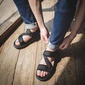 618好康鉅惠夏季潮流韓版個性休閒沙灘鞋軟底涼拖鞋