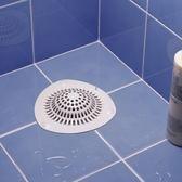 日本LEC浴室排水口毛髮過濾器(大+小)