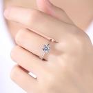鑚石戒指女時尚