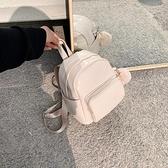 後背包 上新質感女士小包包2021夏季新款潮百搭雙肩包時尚洋氣手提單肩包【快速出貨八折下殺】