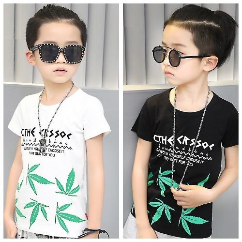 中大童短袖上衣 嬰幼兒短袖T恤 寶寶童裝 JP6062 好娃娃