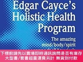 二手書博民逛書店Edgar罕見Cayce s Holistic Health ProgramY255174 Redwood,