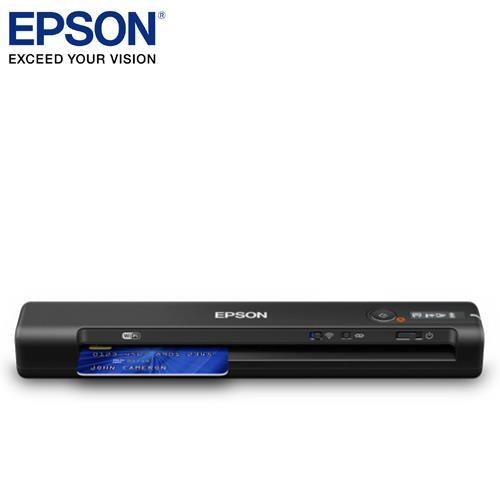EPSON ES-60W 無線行動掃描器原價5490 【現省1400】