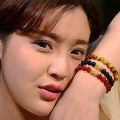 貔貅手鍊-3D越南沙金貔貅手鍊男女轉運珠手鐲子手串珠寶情侶送禮物 伊蘿鞋包