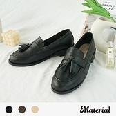 樂福鞋 復古流蘇樂福鞋 MA女鞋 T2724