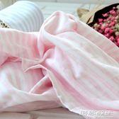 新生兒純棉包布嬰兒抱巾裹布襁褓全棉抱毯初生抱布單2條       時尚教主