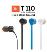 【名展影音】 JBL  T110BT 運動型磁吸式耳機頭 無線藍牙耳機 低音校強勁亮眼