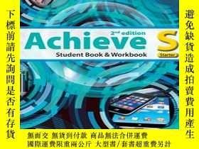 二手書博民逛書店英國Oxford英語學習罕見Achieve Starter級-3