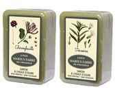 法鉑馬賽肥皂 天然草本忍冬/馬鞭草橄欖皂 250g/塊 限時特惠