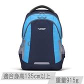 【FX Creations】AGS回彈減壓系統-兒童書包(中)#魔幻藍-SNA69896A-98