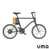 ( 買再送美國KaZAM 滑步車)【 UMA 雲馬 】C1 智行車 搭配電動輔助模式 可定速 最懂年輕人的電動車