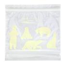 食物密封袋 保鮮袋 L16 POLAR BEAR 北極熊 16入 NITORI宜得利家居