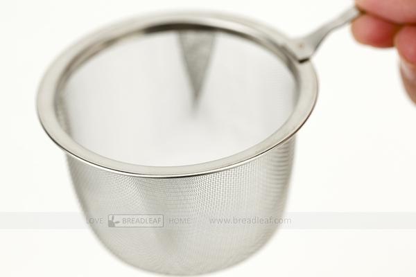 BreadLeaf 迷你超細不鏽鋼糖粉篩【B051】 18-8不鏽鋼麵粉篩 抹茶粉篩 可可粉篩 粉罐 灑粉器