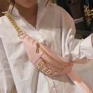 包包 上新小包包女包新款2020春季斜背包時尚鏈條包蹦迪包時尚胸包女包