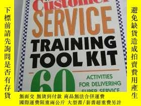 二手書博民逛書店The罕見Customer Service Training T