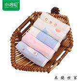嬰兒紗布毛巾寶寶口水巾新生兒洗臉巾