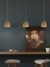 輕奢小吊燈簡約現代飯廳
