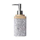 質感花崗木緣乳液瓶