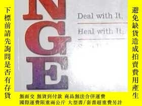 二手書博民逛書店Anger:罕見Deal with It, Heal with