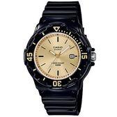 【台南 時代鐘錶 CASIO】卡西歐 台灣公司貨 LRW-200H-9E 百米防水運動風格指針手錶
