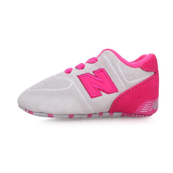 NEW BALANCE 574系列 男女嬰兒運動鞋-WIDE (免運 NB N字鞋 童鞋
