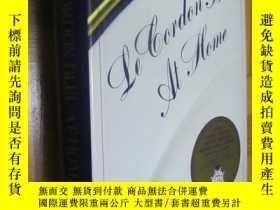 二手書博民逛書店Le罕見Cordon Bleu at Home (大16開,精裝)Y5460 Le Cordon Bleu