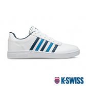 K-SWISS Court Chesterfield時尚運動鞋-男-白/藍